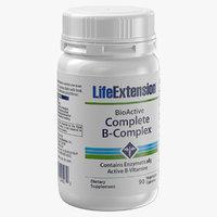 3D b complex vitamins 90