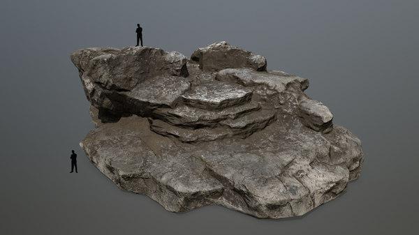 rocks 1 model