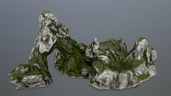 3D rocks