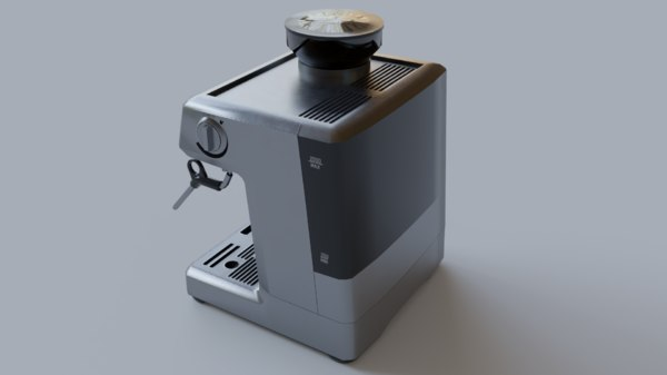 coffee machine model