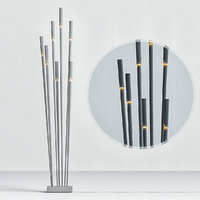 3D giunco floor lamp model