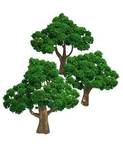 3D acre trees - 04