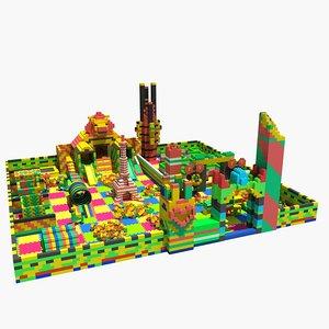 3D amusement park 17