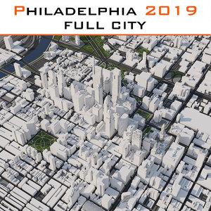philadelphia cityscape max