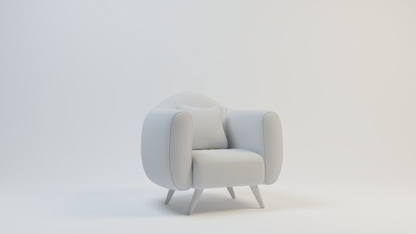 3D armchair arquitecture