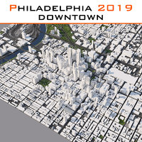 Philadelphia Downtown 2019