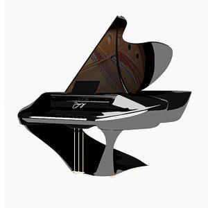 bognyi grand piano model