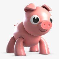 Toy Pig 2