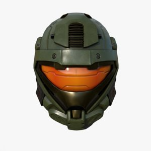 helmet helm 3D model