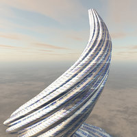 Swirling Tower