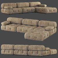 loftdesigne sofa 1868 seat 3D