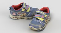 scan kids shoes model