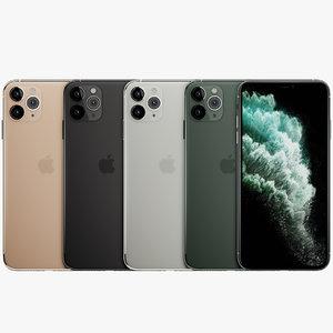 iphone pro 3D