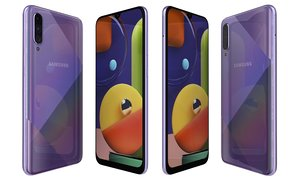 samsung galaxy a50s colors model
