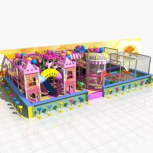 3D amusement park 21
