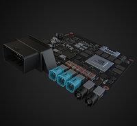 Nvidia drive px 2 xavier circuit board