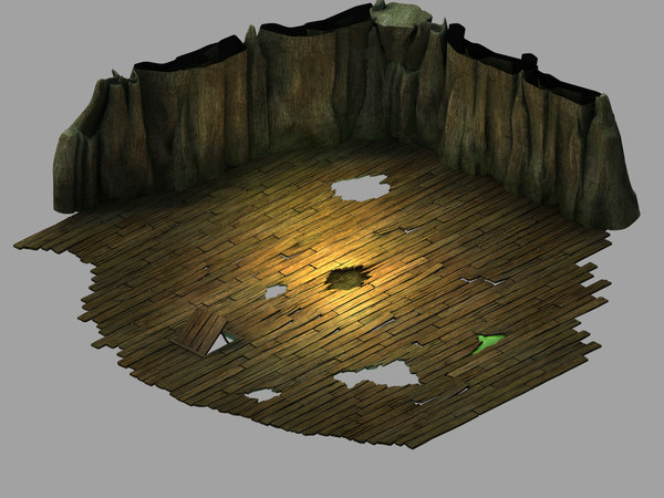 fernnor tree cave - 3D model