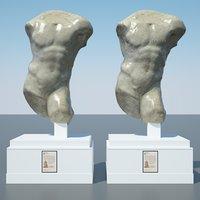 3D scan hercules model