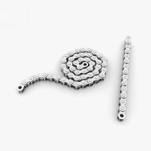 roller chain model