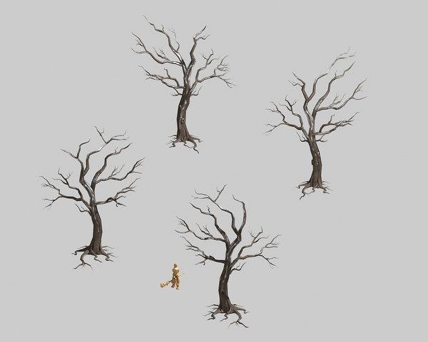 3D dry trunk 63