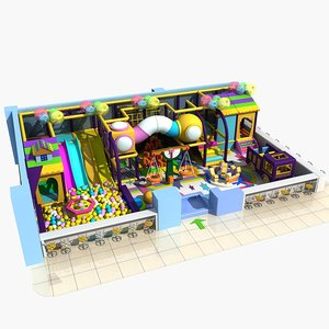 3D amusement park 23