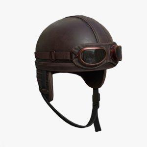 goggles helmet model
