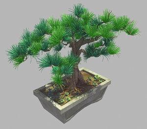 bonsai - flowerpot 39 3D