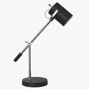3D elliot lamp
