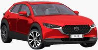 Mazda CX-30 2020 (Low Interior)