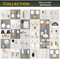 Wall-Lamp Collection 22 Pieces