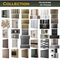 Wardrobe Collection 31 Pieces
