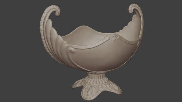 ceramics sculpt print model