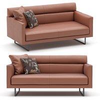 3D model camerich amor sofa