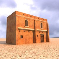 house arabian 3D model