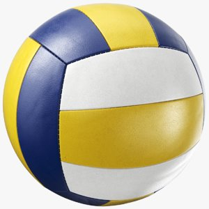 3D generic volleyball