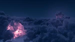 3D photorealistic cloud model