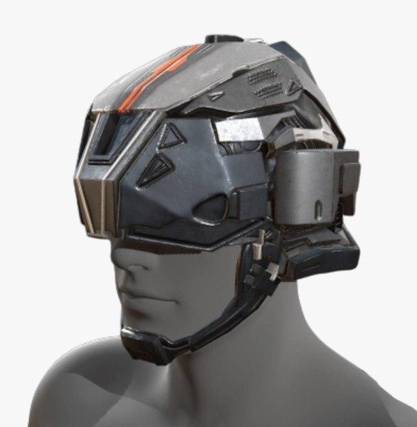 helmet model