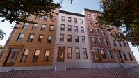 Row Townhouses New York style