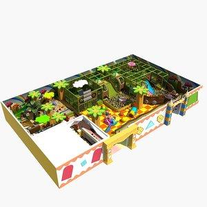 3D amusement park 26 model