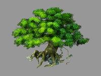 Forgetful Forest - Big Banyan Tree 33