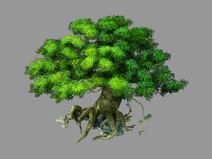 3D forgetful forest - big model