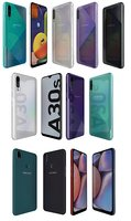 3D samsung galaxy a50s collections