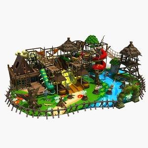 amusement park 27 model