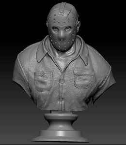 jason voorhees friday 13th model