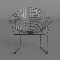 chair mesh 3D model