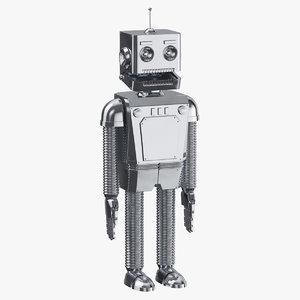 3D model robot 01 v2 clean