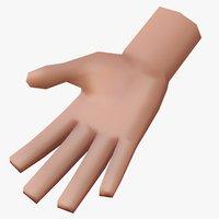 hand 3D