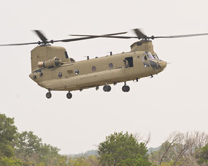 3D army chinook ch 47