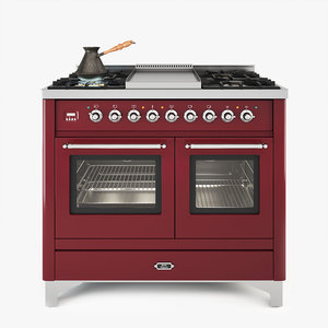 3D ilve oven