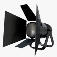 elation fuze par z60 3D model